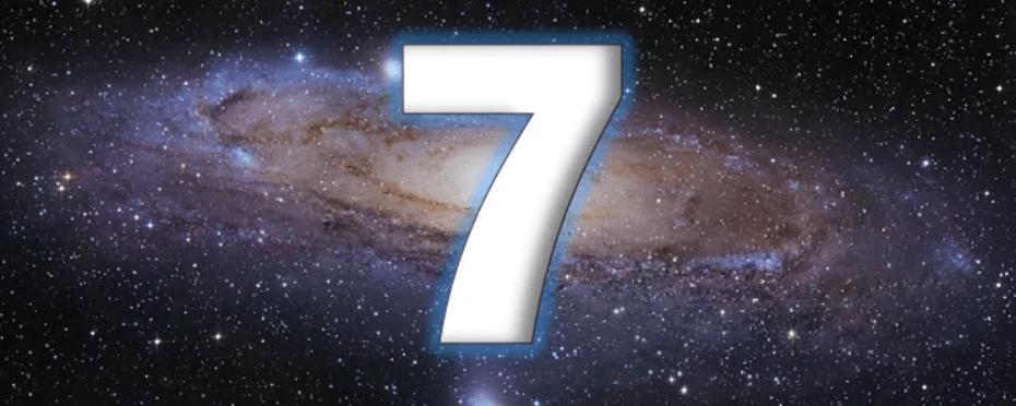 chiffre 7 numerologie